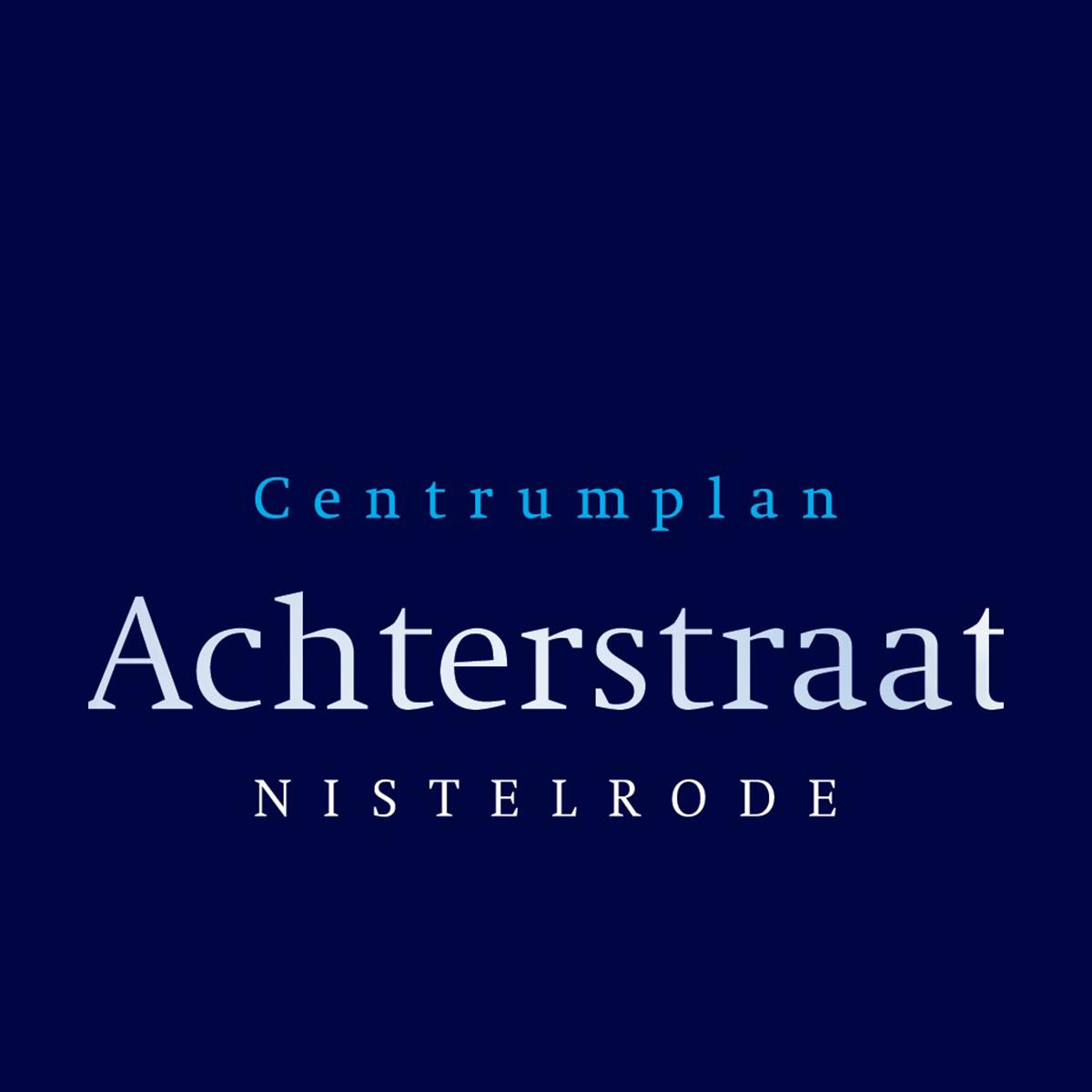 Centrumplan Achterstraat
